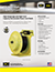 RTI/RTM Retractable Cord Reel Specification Sheet thumbnail