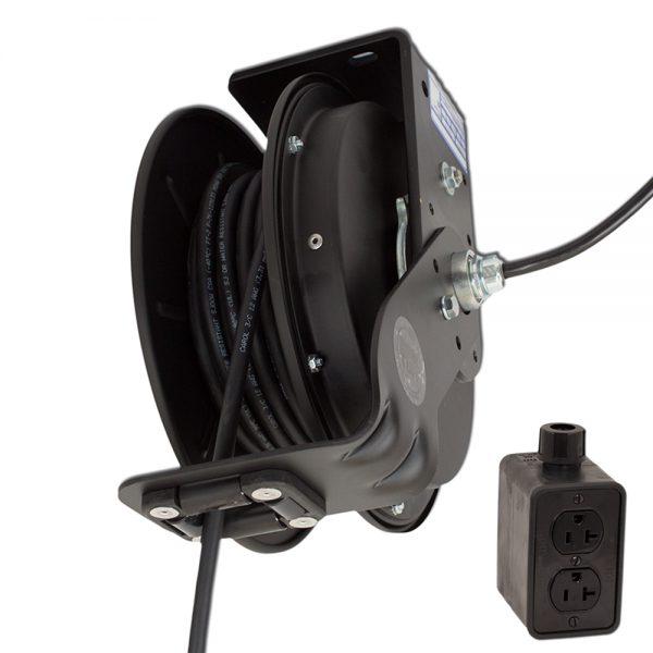 Retractable Power Cord >> Retractable Cord Reel Rtb Series Heavy Duty Industrial
