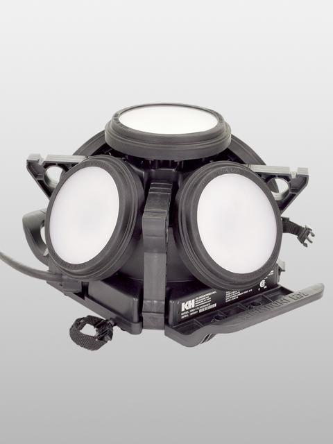 HazRay_Portable Explosion Proof Light_MultiHead