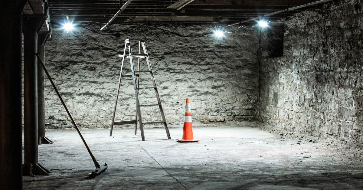 Example of HazRay™ Stringer LED Explosion Proof Light in Use. Suitable for CID1 and CID2 Hazardous Locations.